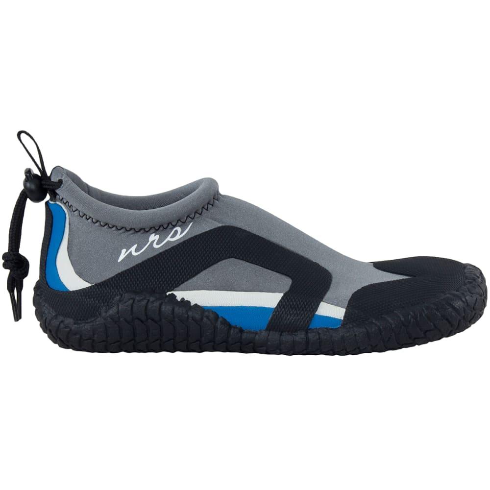 NRS Women's Kicker Remix Wetshoes - GRAY/BLACK