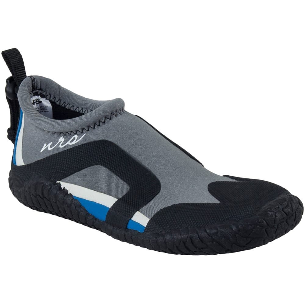 NRS Women's Kicker Remix Wetshoes - GRAY/BLACK