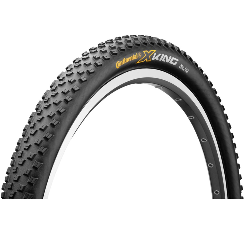 CONTINENTAL X King 29x2.2 Steel Bead Bike Tire - NO COLOR