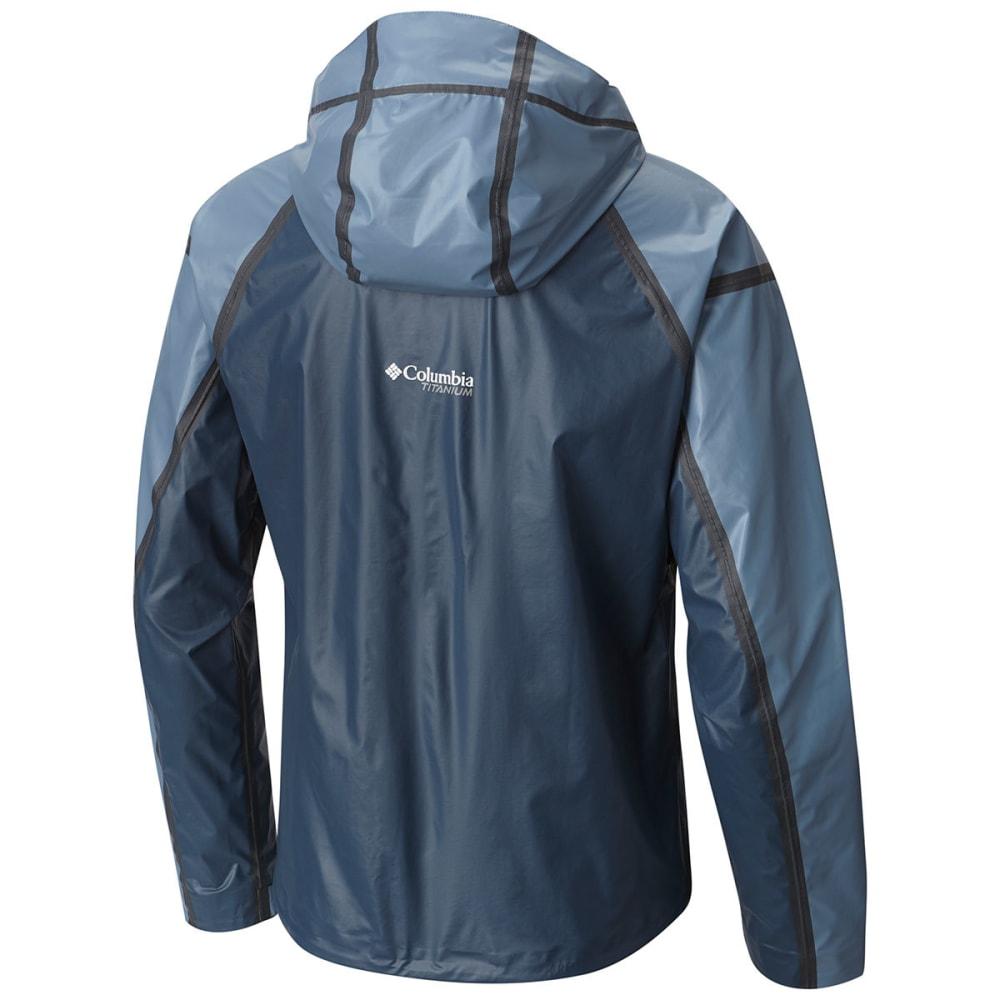 COLUMBIA Men's Outdry Ex Gold Tech Shell Jacket - 492-ZINC/STEEL