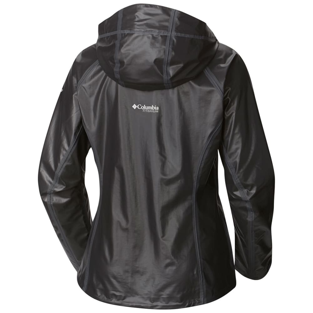 COLUMBIA Women's Outdry Ex Gold Tech Shell Jacket - 010-BLACK