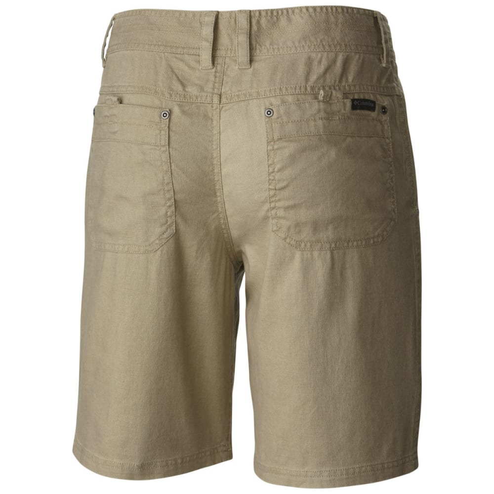 COLUMBIA Men's Southridge Shorts, 8 IN. - 265-BRITISH TAN