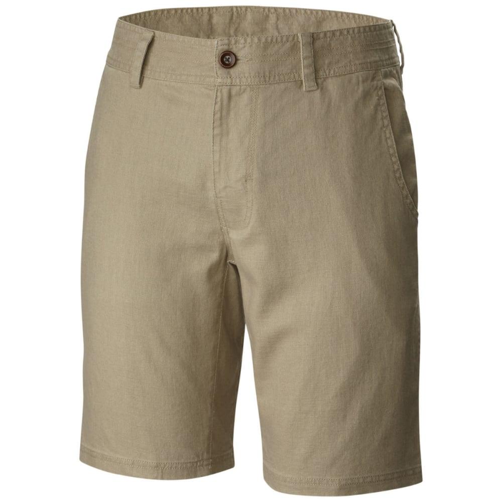 COLUMBIA Men's Southridge Shorts, 8 IN. - 265-BRITISH TAN