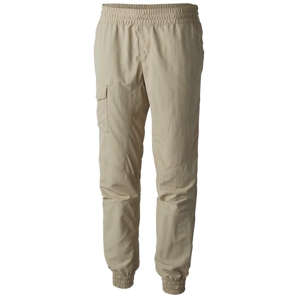 COLUMBIA Women's Silver Ridge Pull On Pants - 221-TUSK