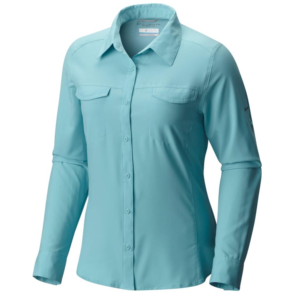 COLUMBIA Women's Silver Ridge Lite Long-Sleeve Shirt XS