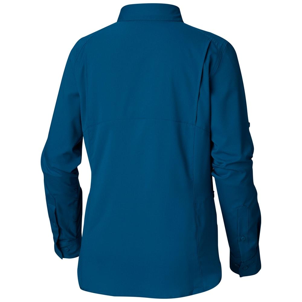 COLUMBIA Women's Silver Ridge Lite Long-Sleeve Shirt - 462-SIBERIA