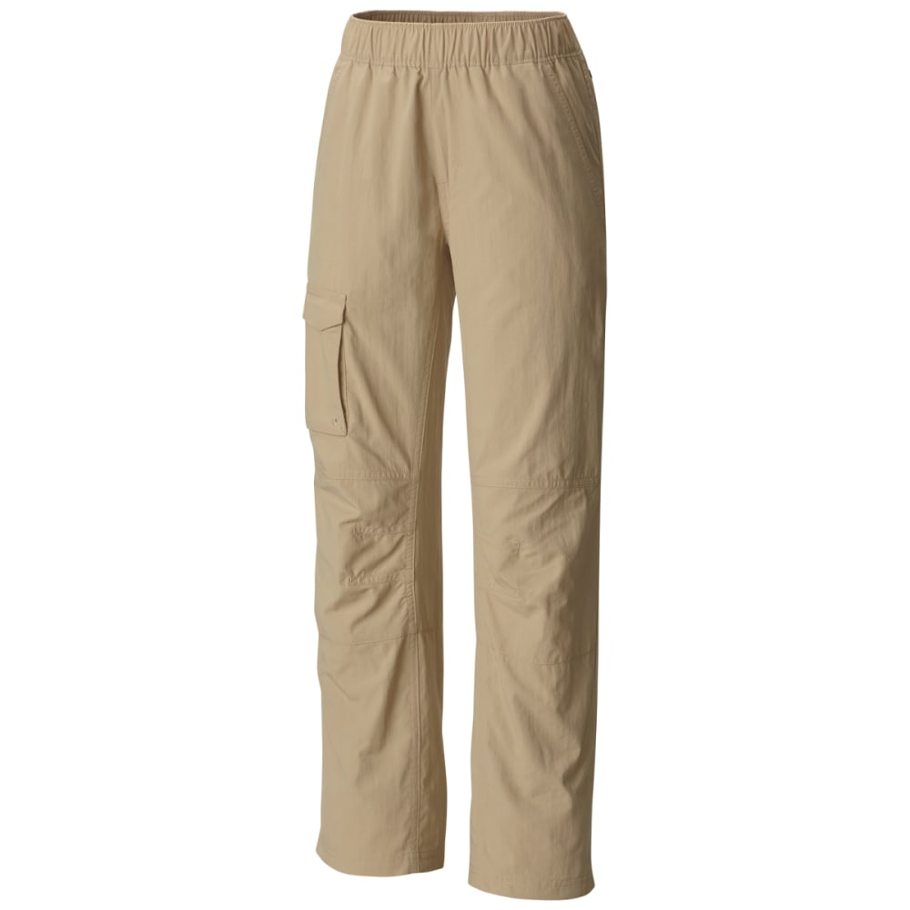 COLUMBIA Boys' Silver Ridge Pull-On Pants - 265-BRITISH TAN