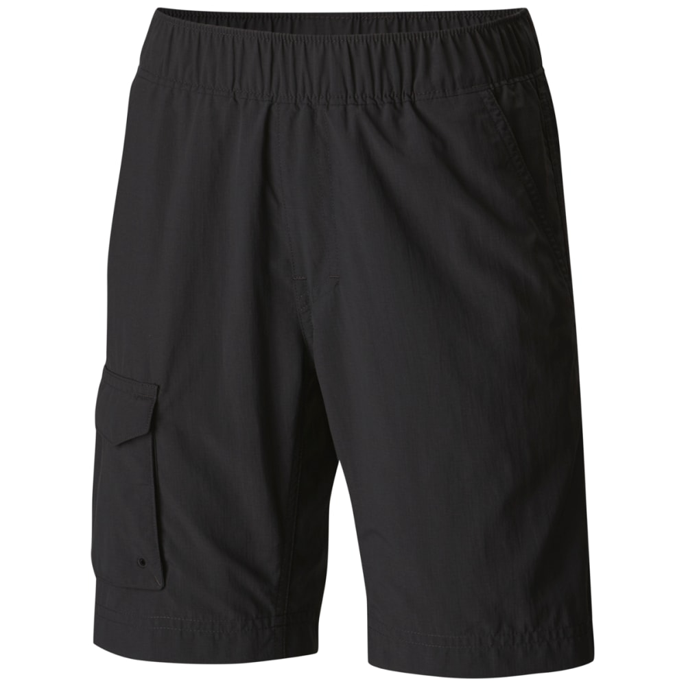 COLUMBIA Boys' Silver Ridge Pull-On Shorts - SHARK-011