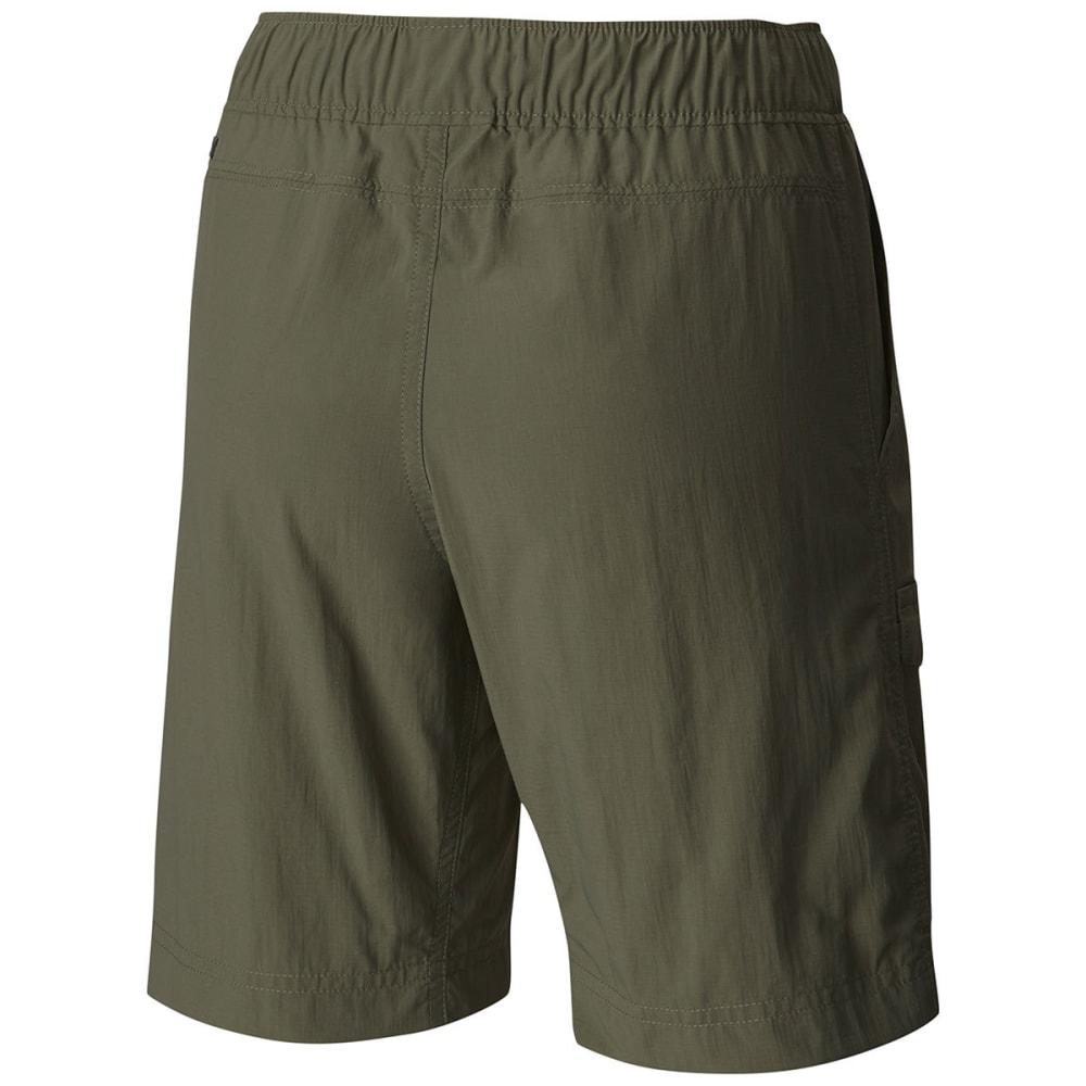 COLUMBIA Boys' Silver Ridge Pull-On Shorts - CYPRESS-316
