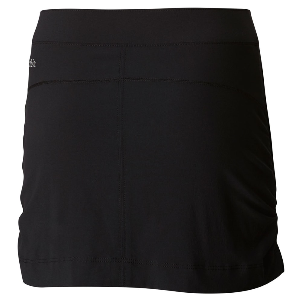 COLUMBIA Girls' Athena Skort - 010-BLACK