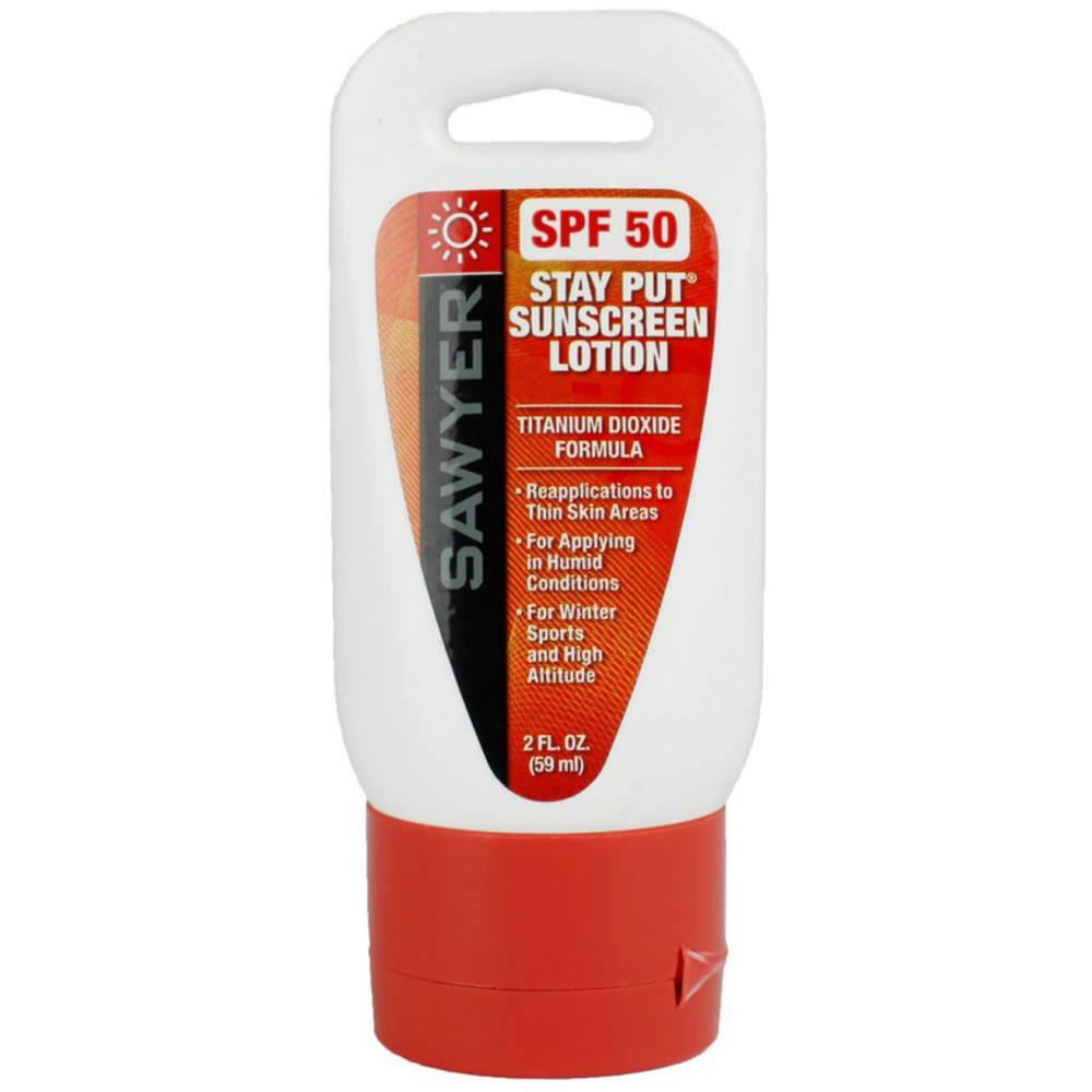 SAWYER Stay Put System 2 SPF 50 2 oz. - NO COLOR