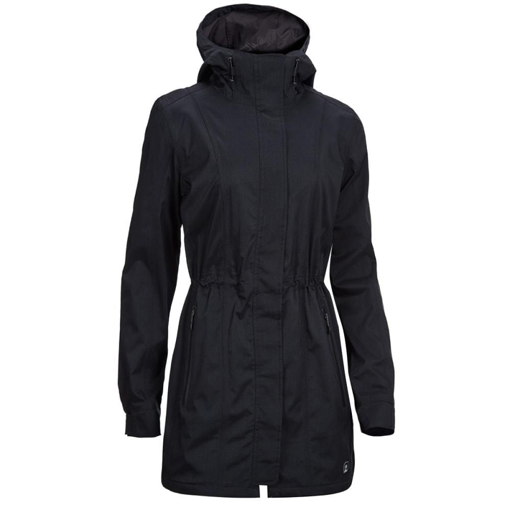 852e580aa EMS Women's Mist Rain Trench Coat - Eastern Mountain Sports