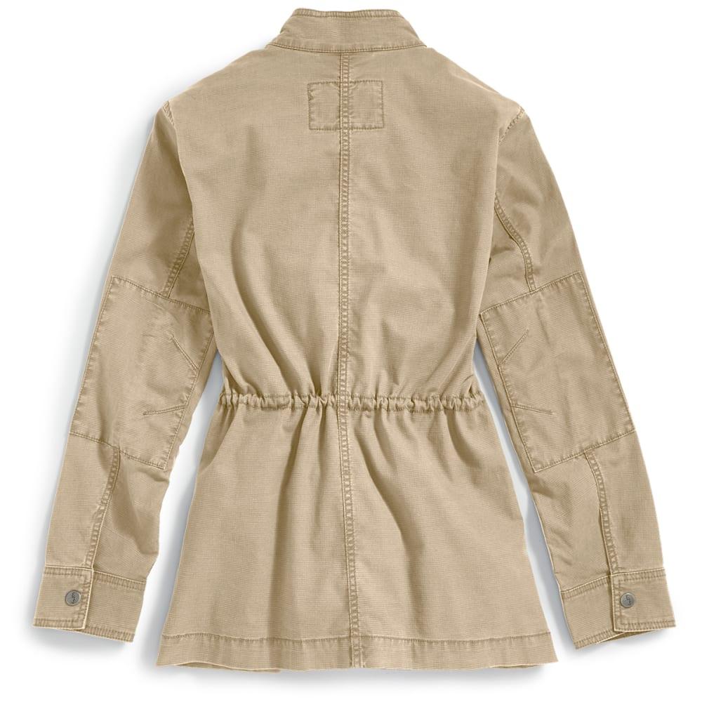 EMS Women's Berkshire Cotton Jacket - FOSSIL