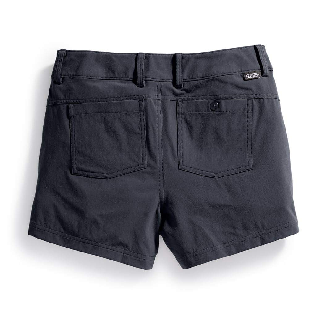 EMS Women's Compass Shorts - EBONY