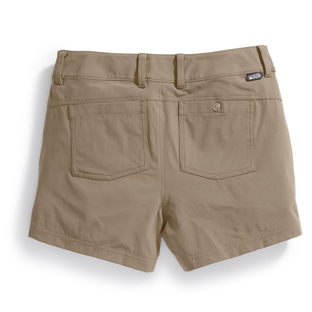 EMS Women's Compass Shorts - CHINCHILLA