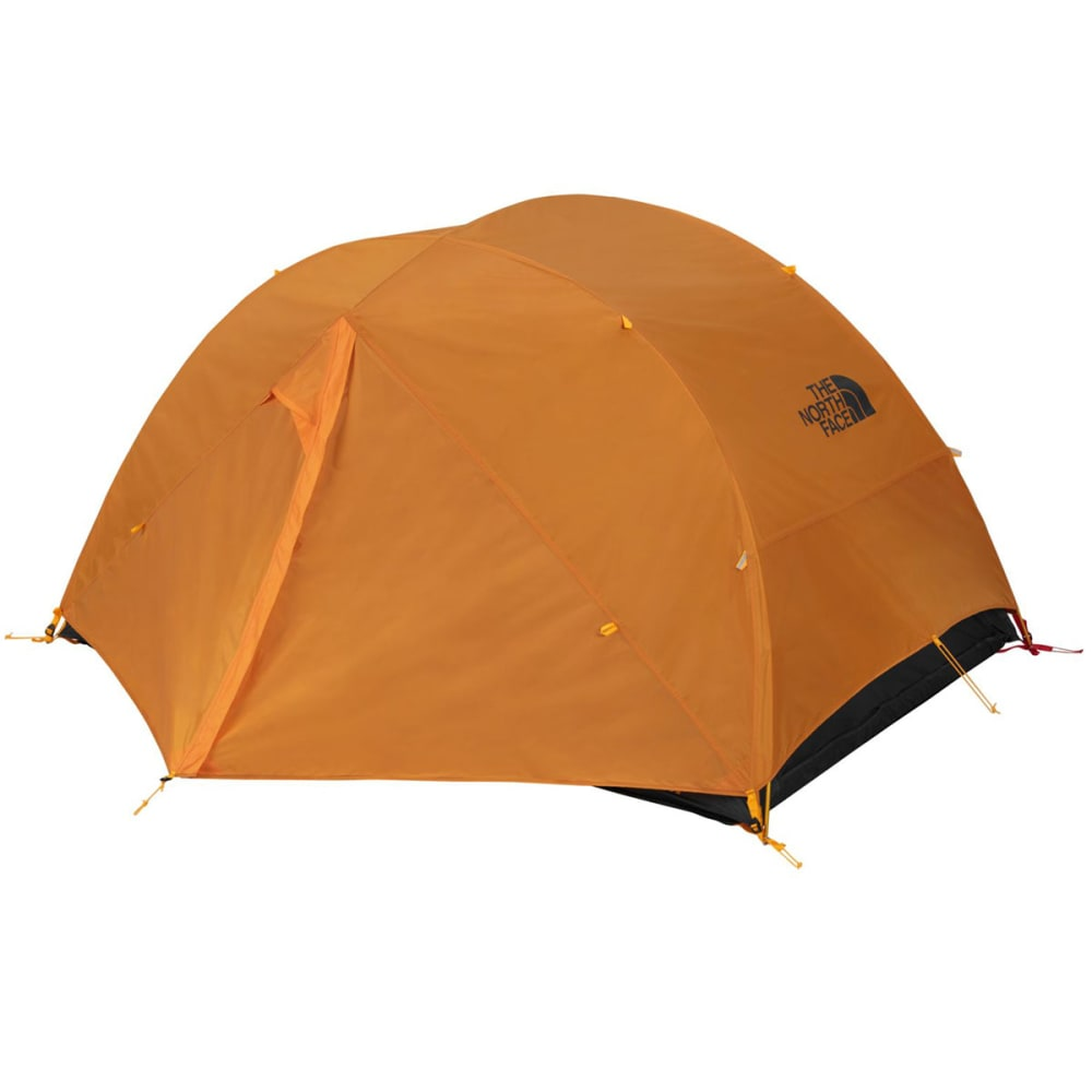 THE NORTH FACE Talus 3 Tent - GOLDEN OAK/SAFFRON