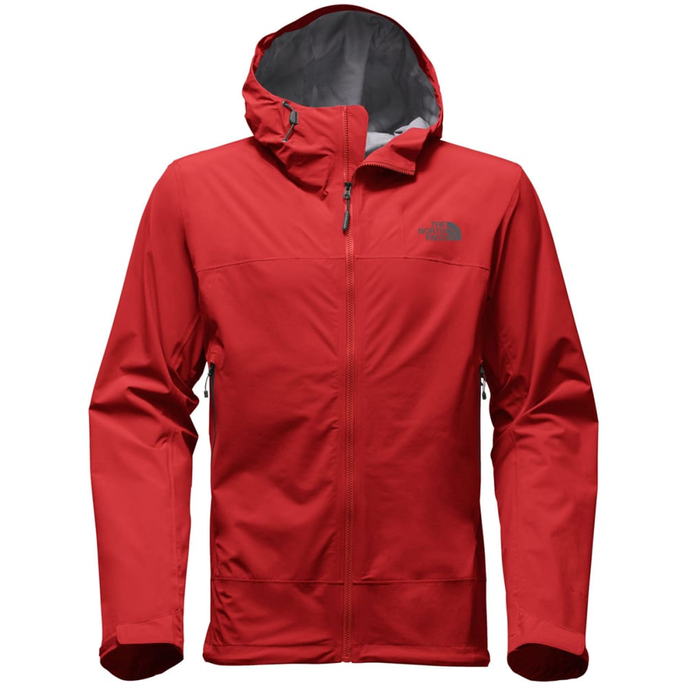THE NORTH FACE Men's Leonidas 2 Jacket - 3AG-CARDINAL RED/CAR