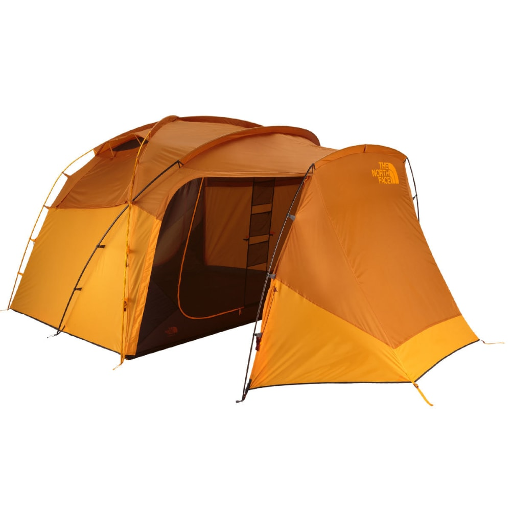 THE NORTH FACE Wawona 6 Tent - GOLDEN OAK/SAFFRON  sc 1 st  Eastern Mountain Sports & THE NORTH FACE Wawona 6 Tent - Eastern Mountain Sports