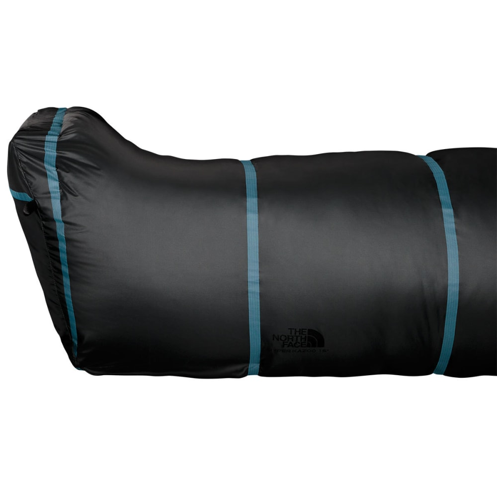 THE NORTH FACE Hyper Kazoo Sleeping Bag, Regular  - TNF BLACK/SAXONY BLU