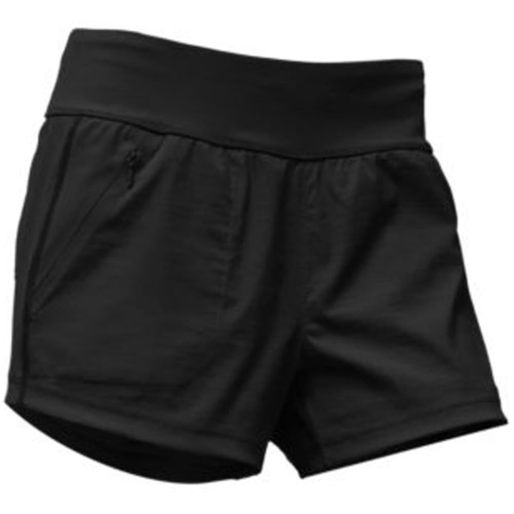 THE NORTH FACE Women's Hybrid Hiker Shorts - JK3-TNF BLACK