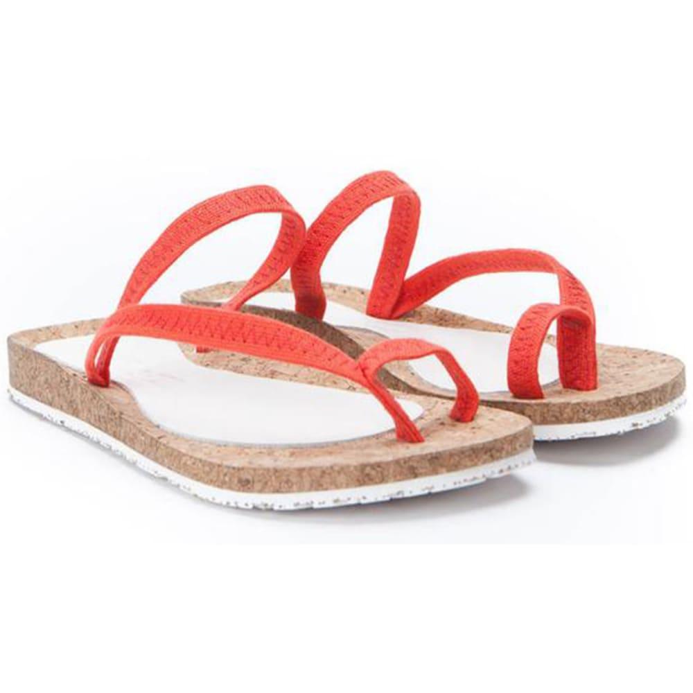 OTZ SHOES Diana Linen Sandals - FIESTA-607