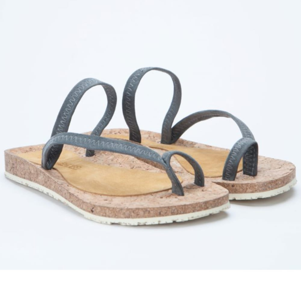 OTZ SHOES Women's Diana Sandals - SHALE-078