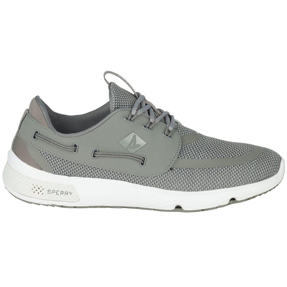 SPERRY Men's 7 Seas Shoes, Grey - GREY