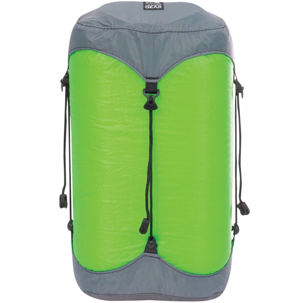 GRANITE GEAR 10L eVent Sil Compression Drysack - GREEN