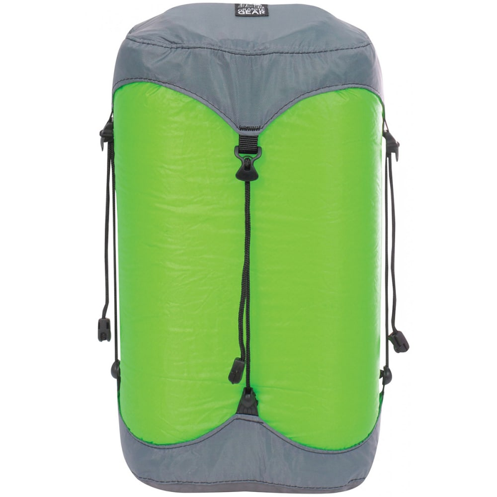 GRANITE GEAR 13L eVent Sil Compression Drysack - GREEN
