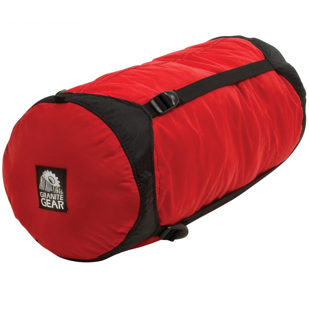 GRANITE GEAR 31L Round Rock Solid Compression Sack - RED