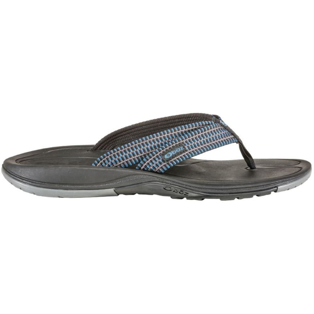 OBOZ Men's Selway Sandals, River Blue - RIVER BLUE