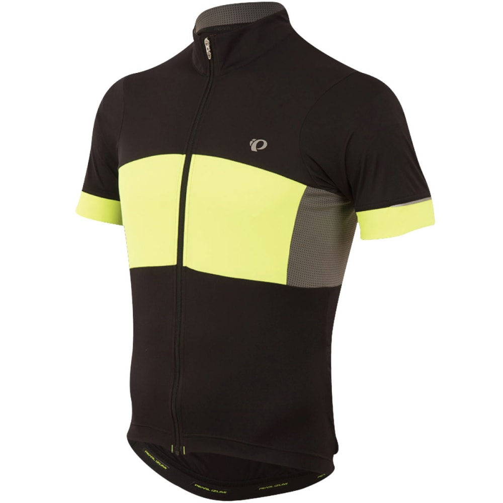 PEARL IZUMI Men's ELITE Escape Semi-Form Cycling Jersey S