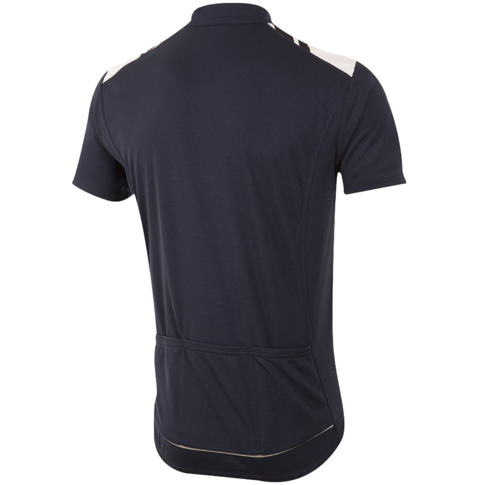 PEARL IZUMI Men's SELECT Quest Cycling Jersey - 5IN ECLIPSE BLUE