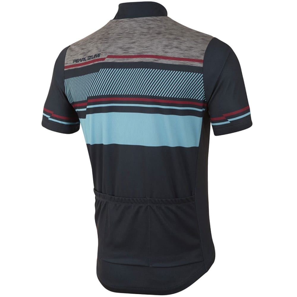 PEARL IZUMI Men's SELECT LTD Cycling Jersey - 5LZ DRIFT ECLIPSE BL