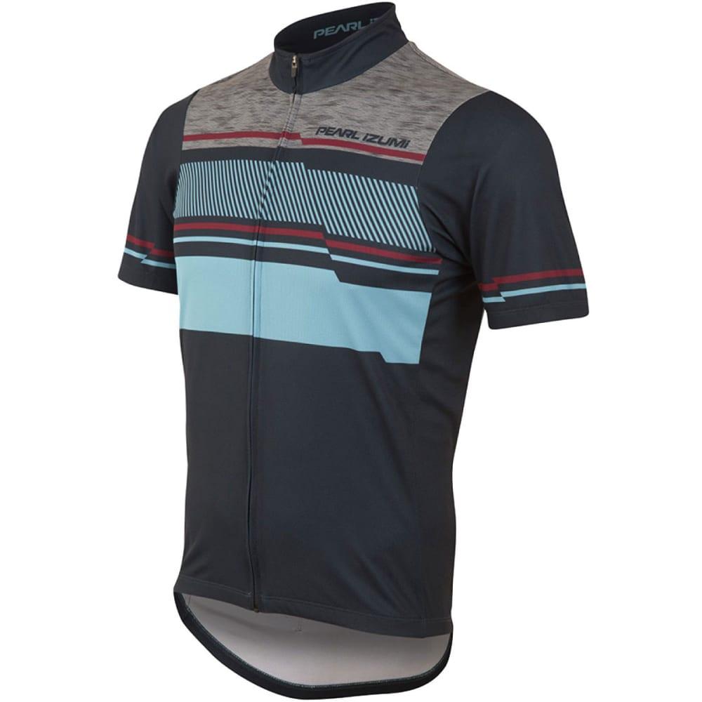 PEARL IZUMI Men's SELECT LTD Cycling Jersey - 5LZ DRIFT ECLIPSE BL
