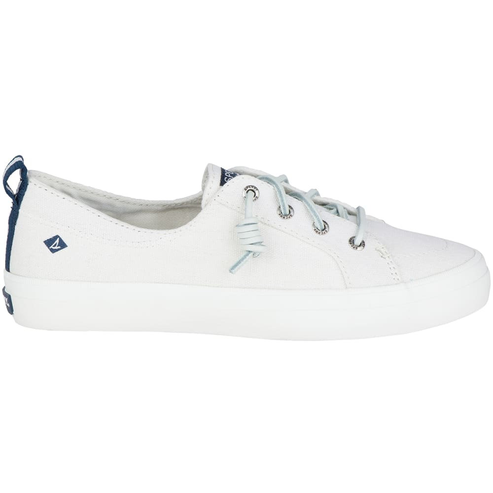 SPERRY Women's Crest Vibe Sneakers - WHITE-STS99250