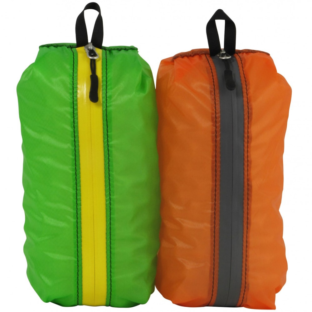 GRANITE GEAR 2.4 L Air ZippDitty, 2 Pack NO SIZE