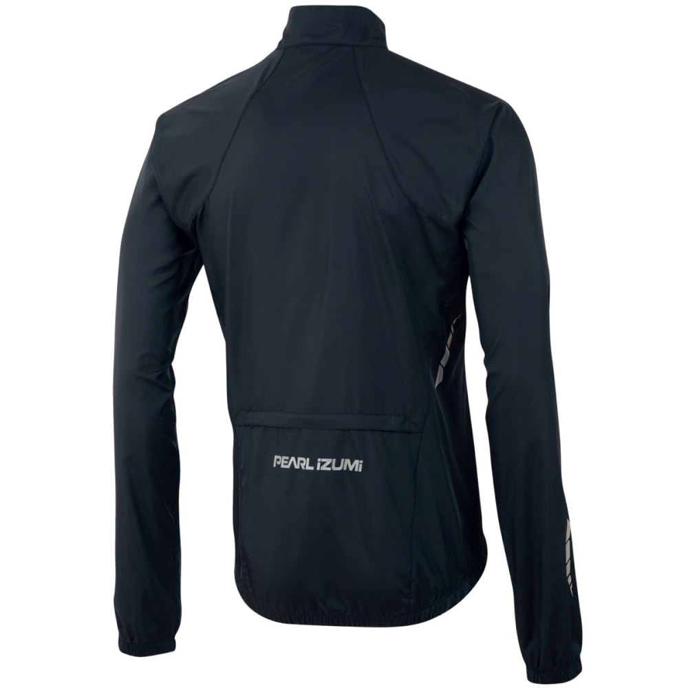 PEARL IZUMI Men's ELITE Barrier Jacket - 027 BLACK/BLACK