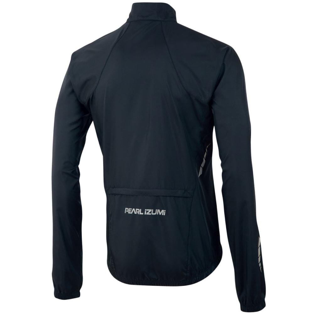 PEARL IZUMI Men's ELITE Barrier Jacket - 027 BLACK/BLACK