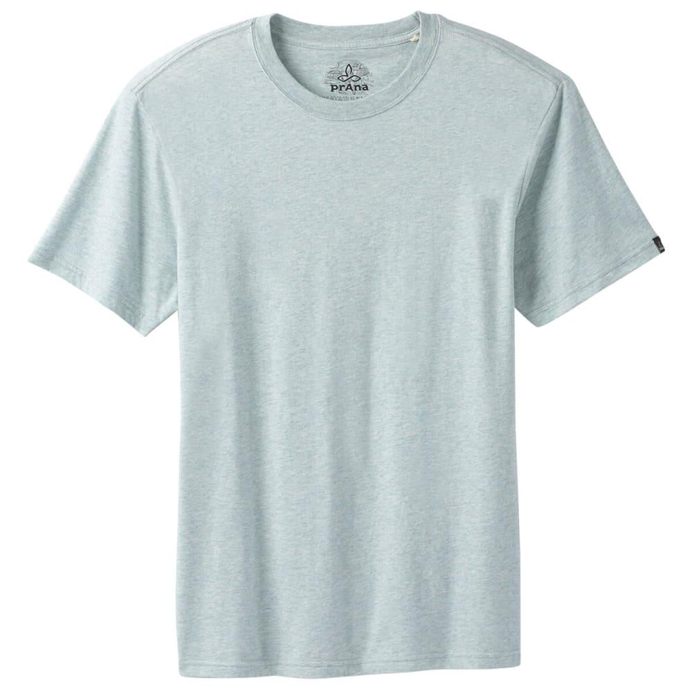 PRANA Men's Crew T-Shirt - AGAVE