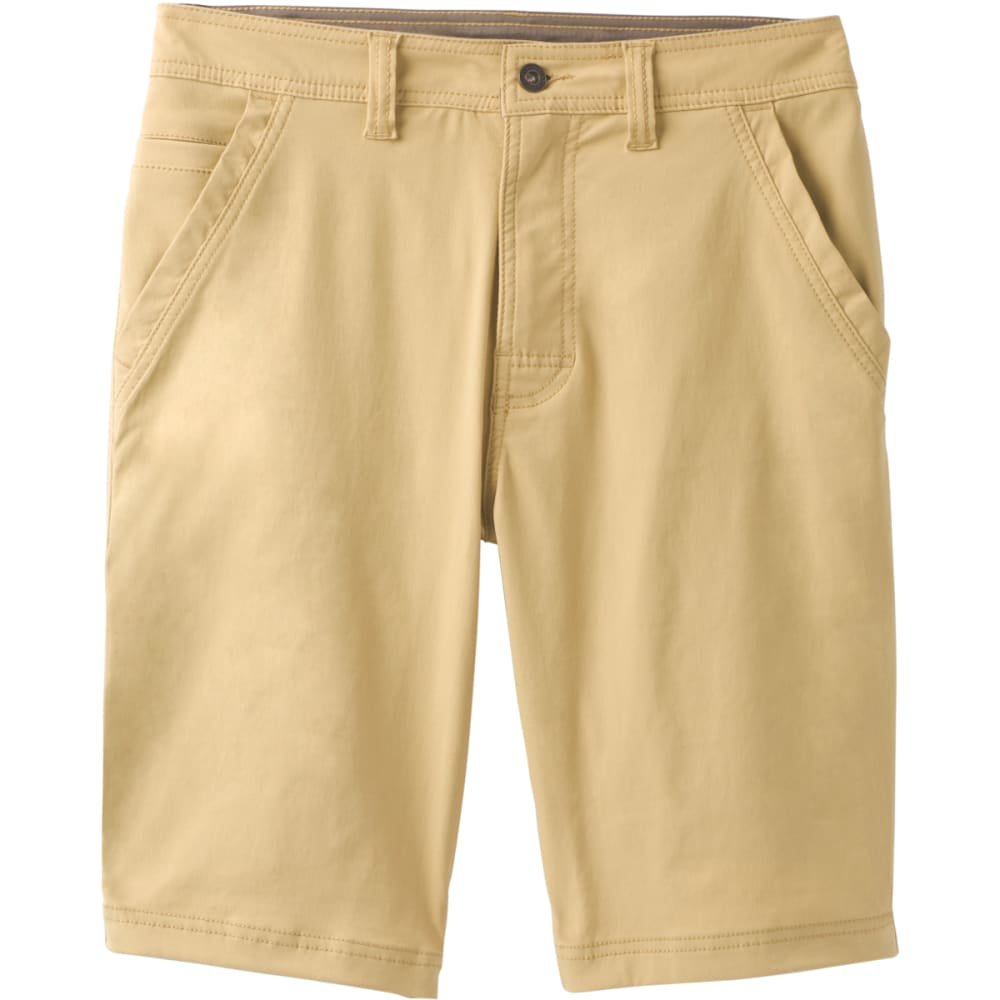 PRANA Men's Zion Chino Shorts - SANDPIPER