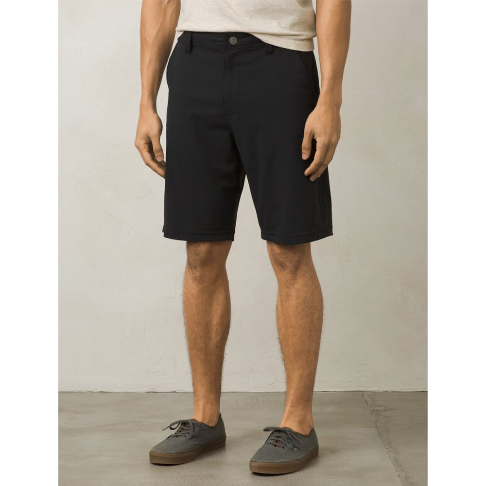 PRANA Men's Hybridizer Shorts - BLACK