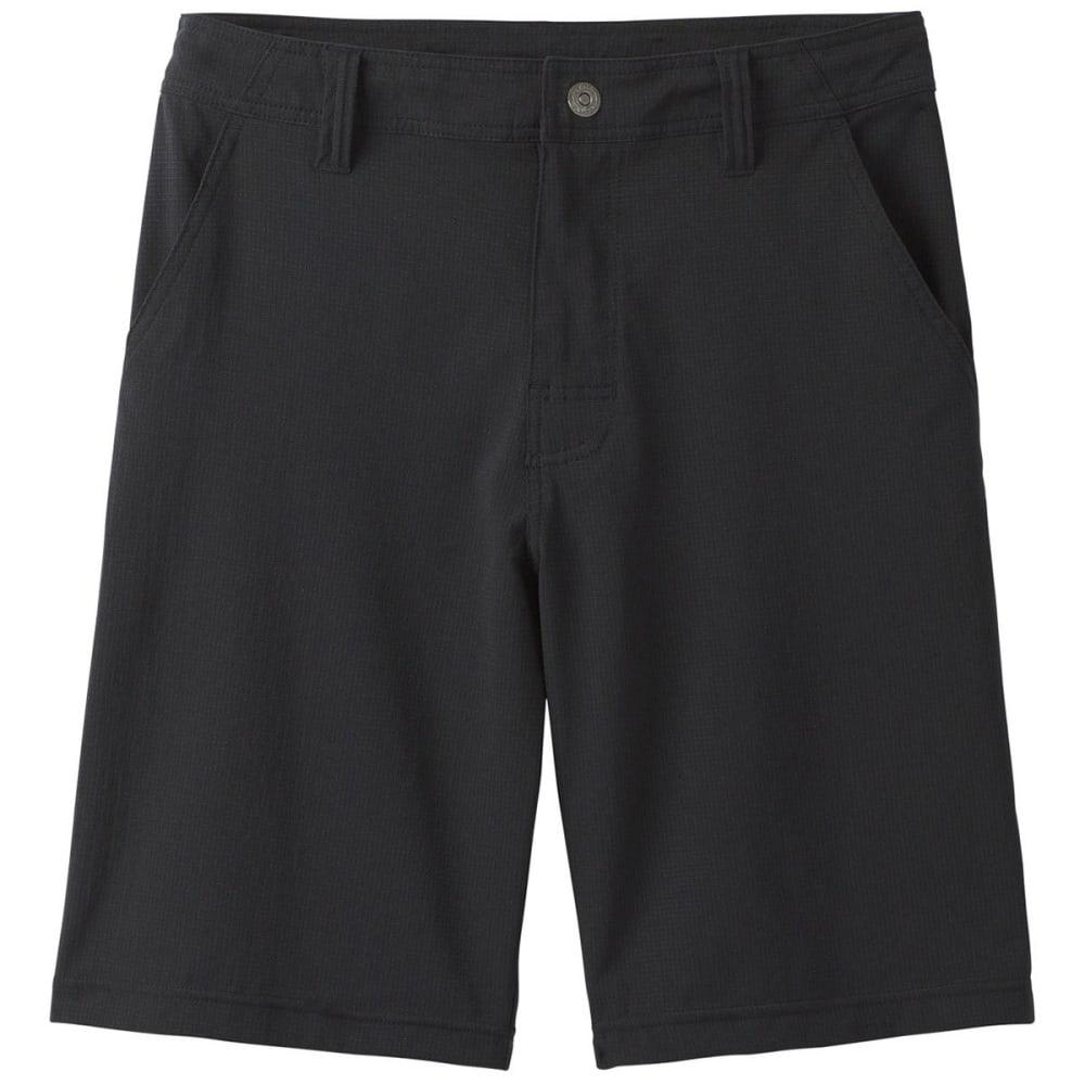 PRANA Men's Hybridizer Shorts - BLACK