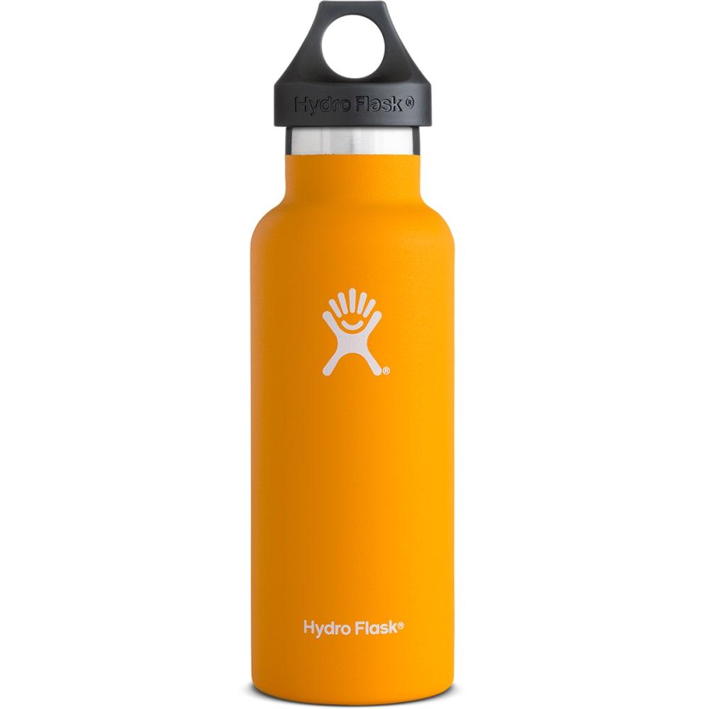 HYDRO FLASK 18 oz. Standard Bottle - MANGO