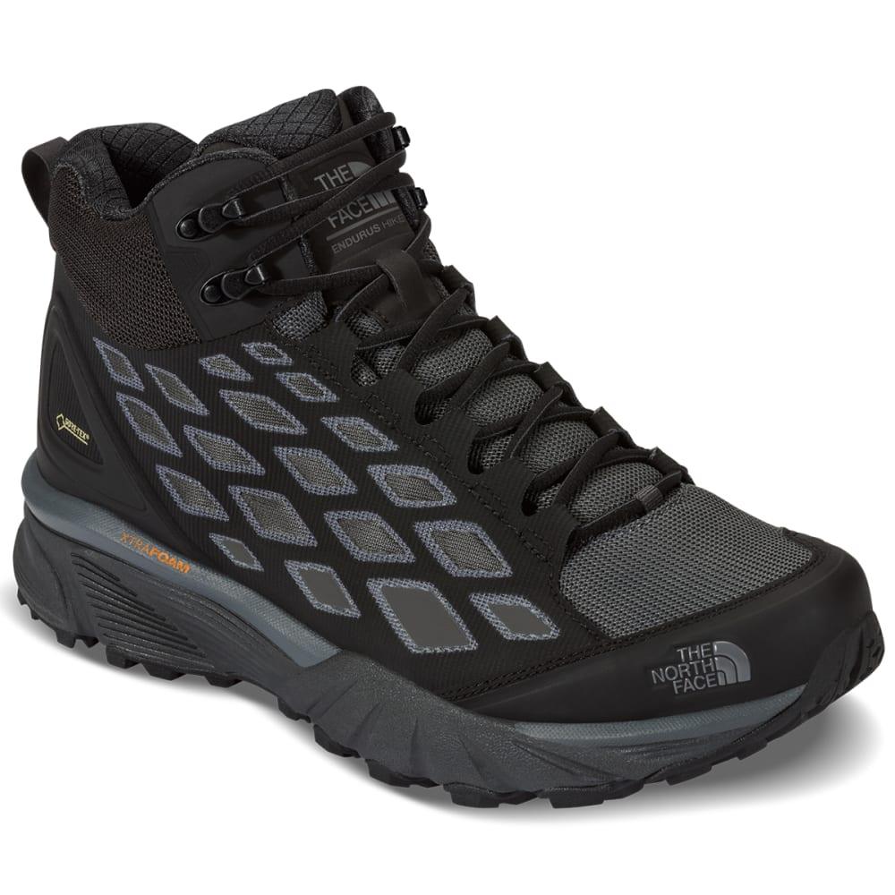 THE NORTH FACE Men's Endurus Hike Mid GTX Boots, TNF Black/Dark Shadow Grey - TNF BLACK/GREY
