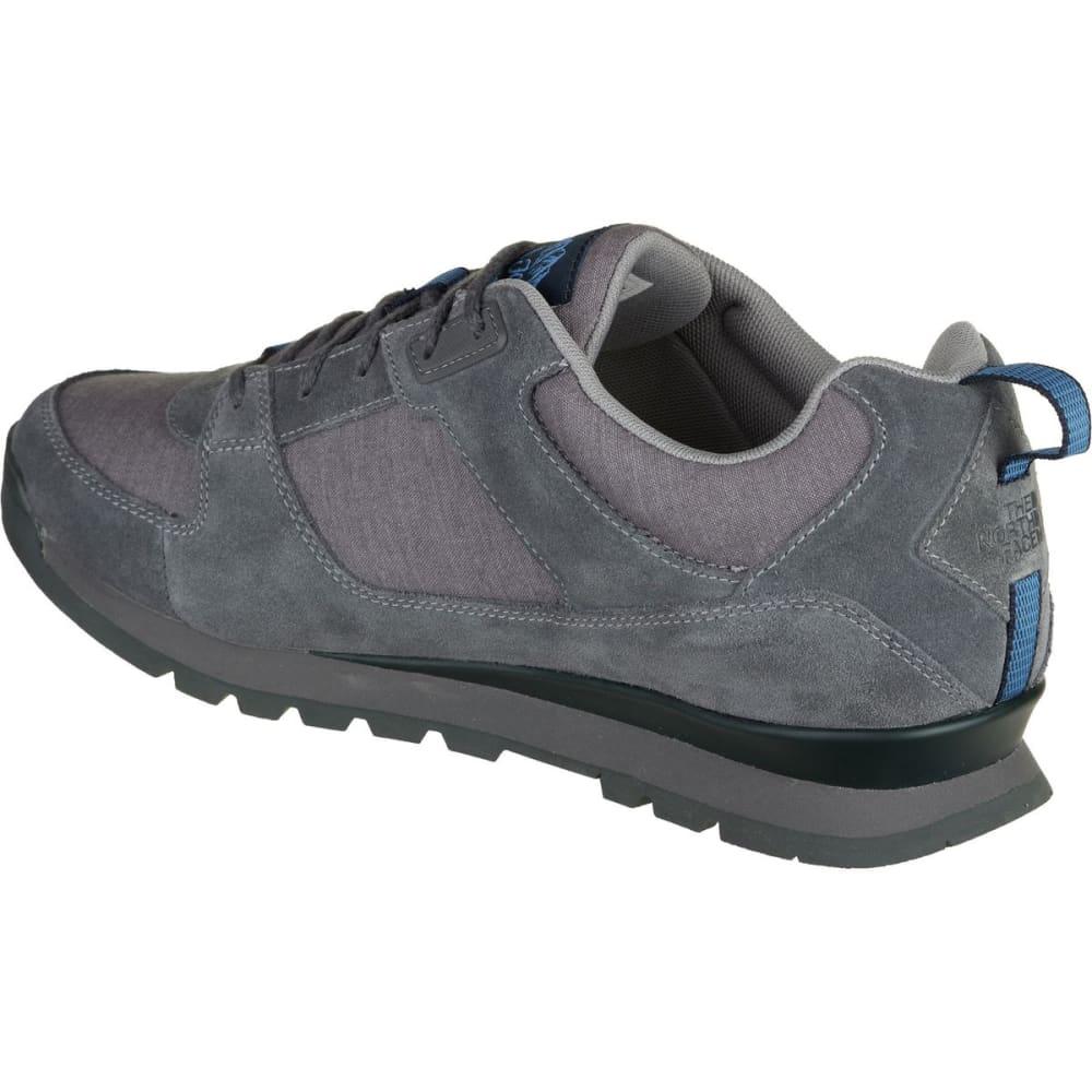 7b34c1cbd THE NORTH FACE Men's Back-To-Berkeley Redux Low Casual Shoes, Zinc Grey