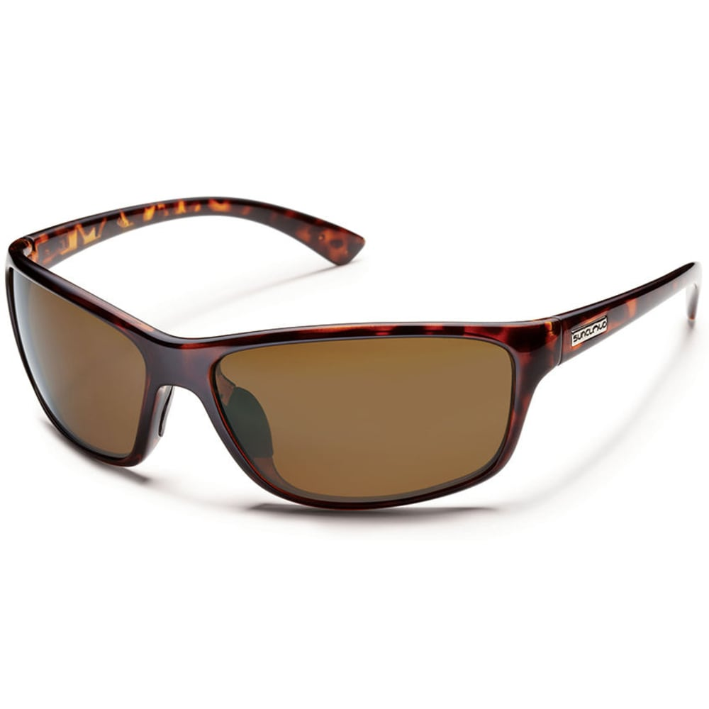 SUNCLOUD Sentry Polarized Sunglasses - TORTOISE/BROWN