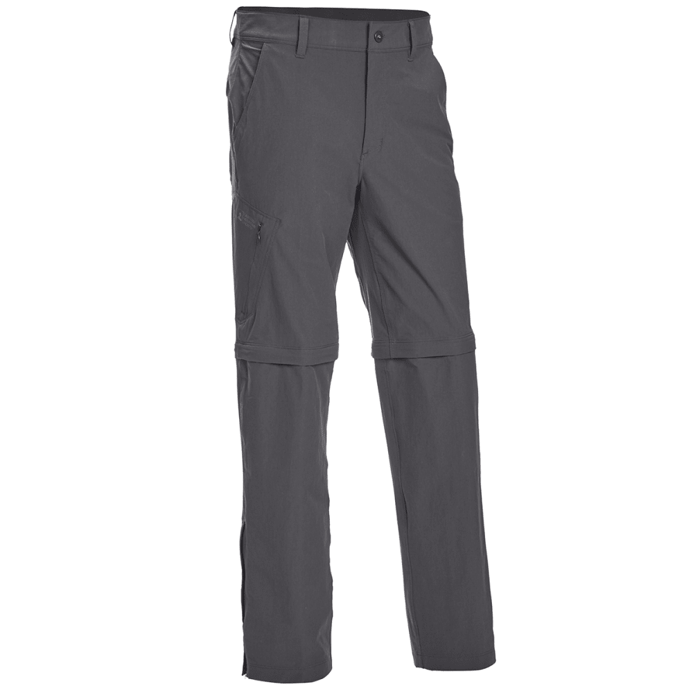 EMS Men's True North Zip-Off Pants - FORGED IRON