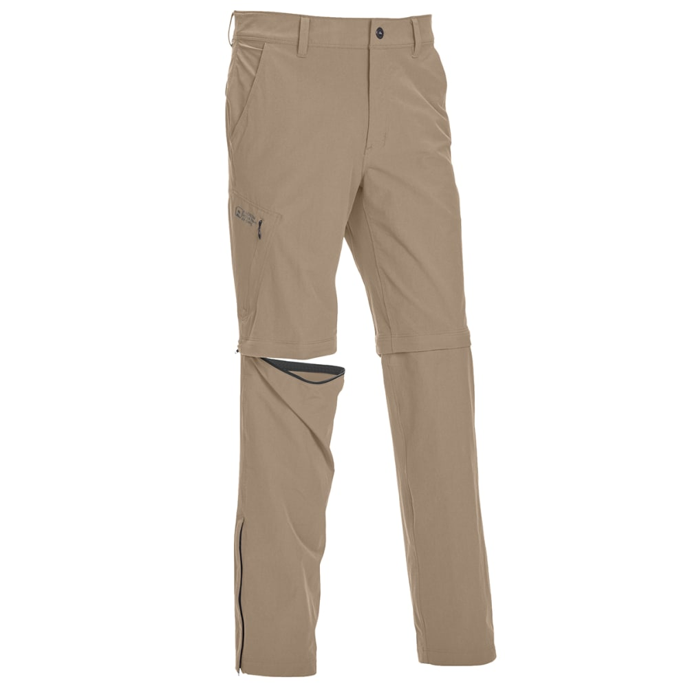 EMS® Men's True North Zip-Off Pants - CHINCHILLA