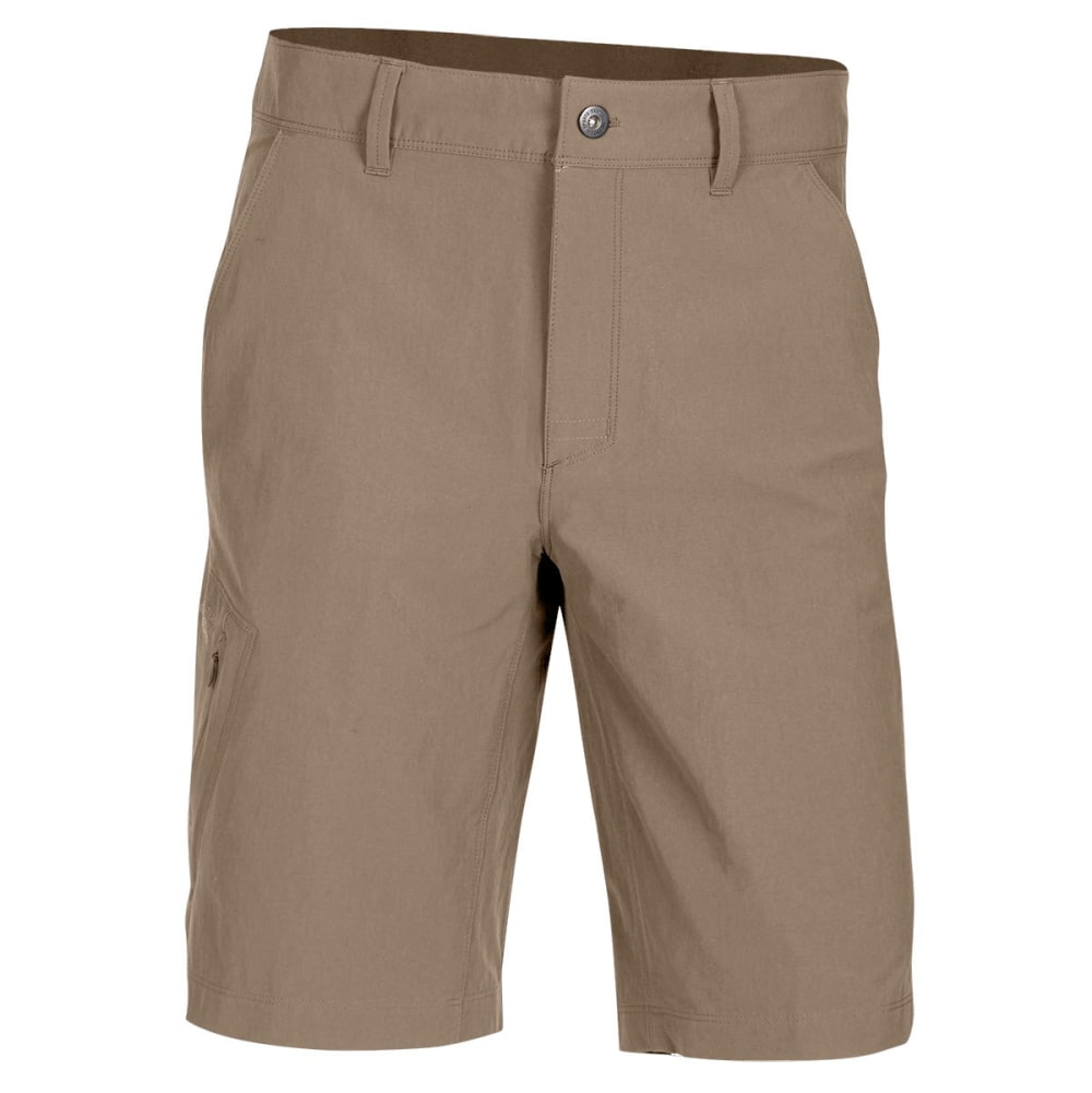 EMS Men's True North Shorts - CHINCHILLA